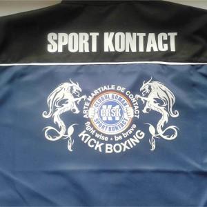 Echipament sportiv personalizat